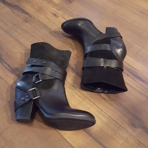 Guess - Black Motorcycle Boots